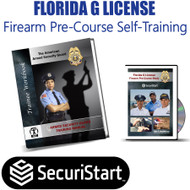 Florida G License Firearm PRE-COURSE SELF TRAINING KIT