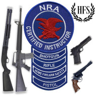 NRA Instructor Course - (Pistol, HFS, Shotgun, Rifle Instructor)