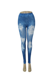 JEAN LEGGINGS 10 PACK STYLE 911  WHOLESALE