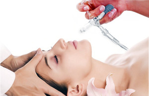 Microdermabrasion & Oxygen Treatment