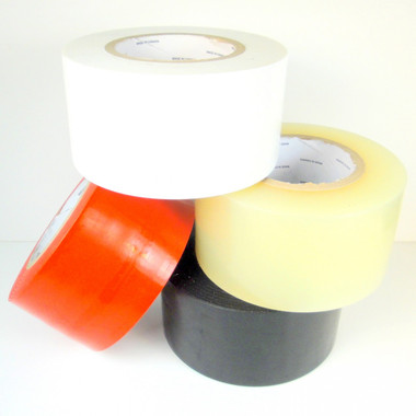 Polyethylene Film Tape 4.5 Mil 60 Yd - Wholesale Prices from TapeJungle.com