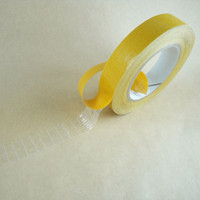 Double Coated Thin Scrim Tape 2.4 mil - Acrylic Adhesive - TapeJungle.com (877) 284-4781