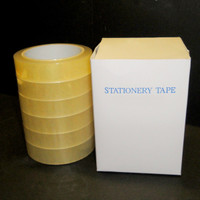 Clear Stationery Tape - 72YD, Scotch Tape, STA1202