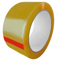 Carton Sealing Tape Natural Rubber Adhesive (3418)