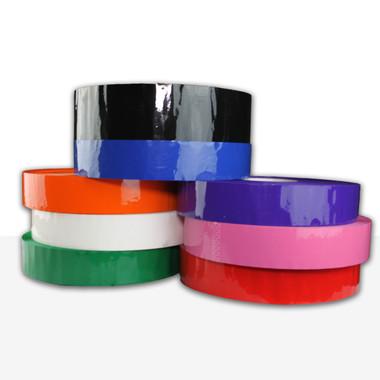 Colored Carton Sealing Tape (6120), Colored Carton Tape, Wholesale at TapeJungle.com