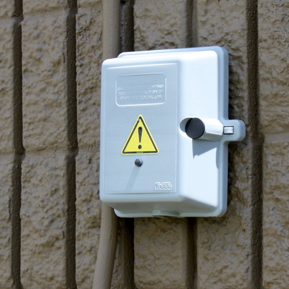 Electrical Box Hidden Camera