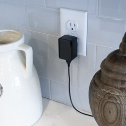 Wall Charger Hidden Camera