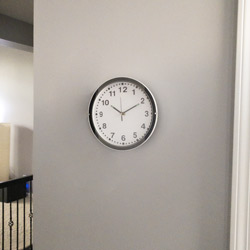 Wall Clock Hidden Camera on Wall