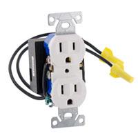 Functional AC Outlet Hidden Camera