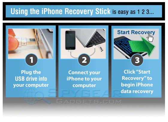 iphone spy stick iphone recovery stick recover deleted texts and 6842