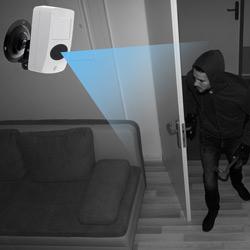 Motion Sensor Hidden Camera