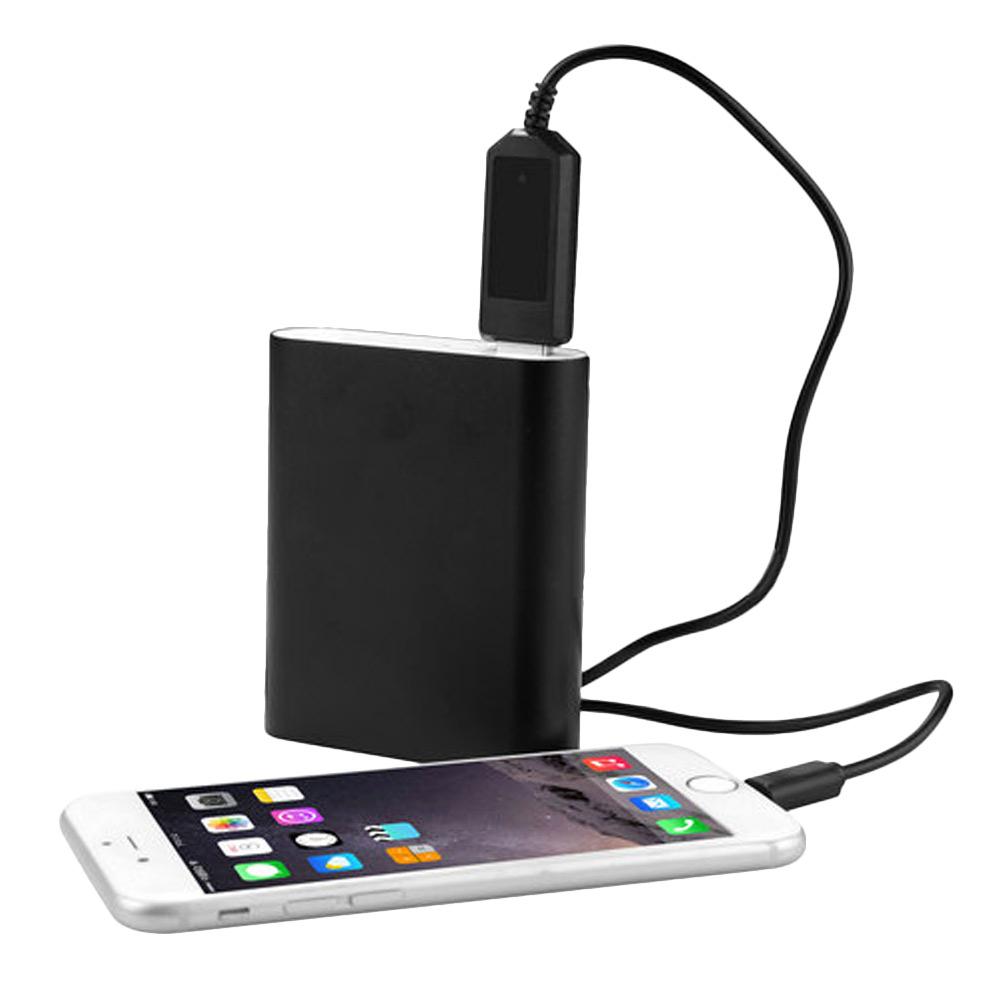 Power Cord Camera