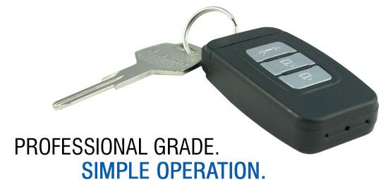 Pro Grade HD Keychain