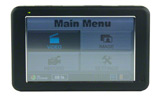 Touch Screen DVR with 160GB HDD