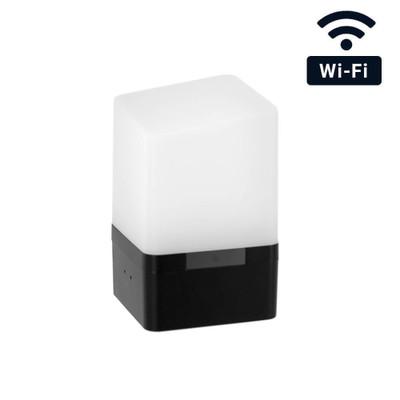 WiFi Streaming Mini LED Light Hidden Camera