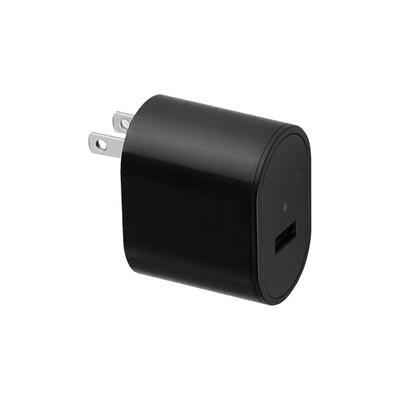 USB Wall Charger Hidden Camera