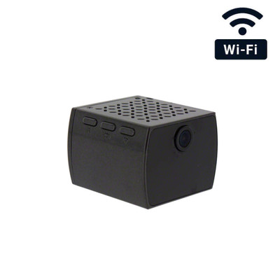 1080P HD Mini Portable Black Box Hidden Camera with Night Vision