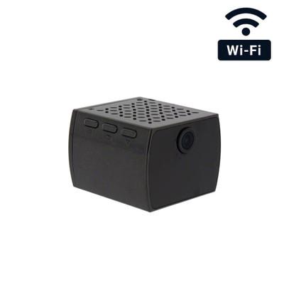 1080P HD Mini Portable Black Box Hidden Camera with Night Vision