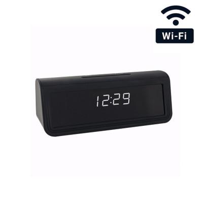 4K Ultra HD Mini Spy Clock Hidden Camera with Night Vision