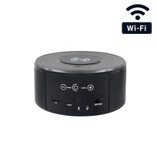1080P HD WiFi Wireless Charger Blueooth Speaker Hidden Camera