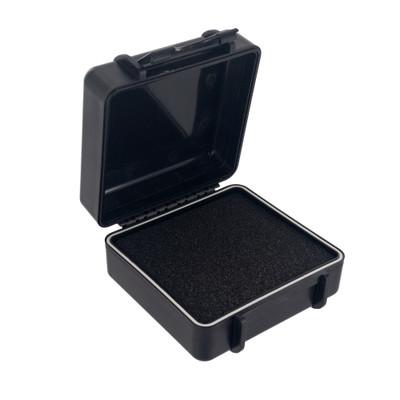 Magnetic Mount Car Case - Open View