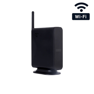 WiFi Router Hidden Camera with 1 Year Battery Life