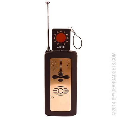 Professional Grade Camera and Bug Detector