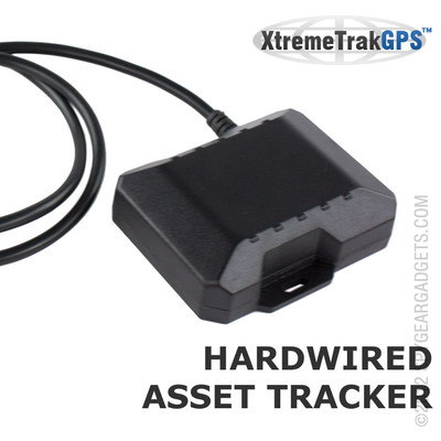 XtremeTrakGPS XT-100 Hardwired Tracker