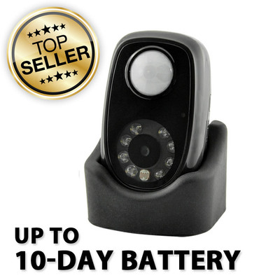 Motion Activated Mini Spy Camera with Night Vision
