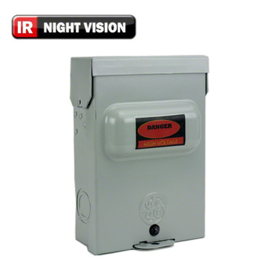 Electrical Box Hidden Camera with 3 Year Battery Life