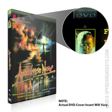 DVD Case Hidden Camera