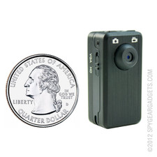 Professional Grade Mini Spy Camera