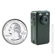 Professional Grade Mini Spy Camera