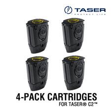 4-Pack Air Cartridges for TASER® C2™