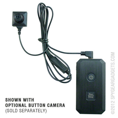 Portable DVR with Optional Button Camera
