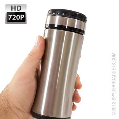 720P HD Flask Camera