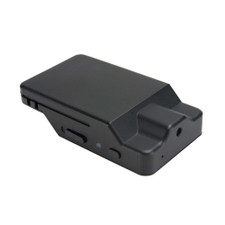 Motion Activated Mini Black Box Hidden Camera with Long Life Battery