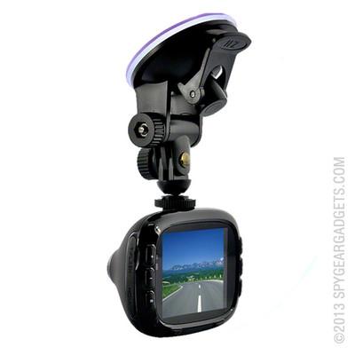 720P HD Vehicle Dash Camera