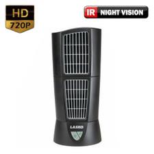 Night Vision Desk Fan Hidden Camera
