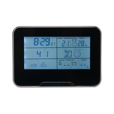 1080P HD Weather Clock Hidden Camera with Motion Activated Recording