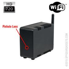 720P Black Box WiFi Hidden Camera