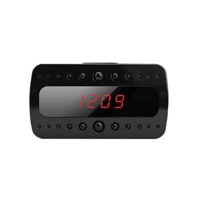 1080P HD Night Vision Clock Camera