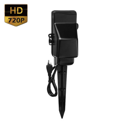 Power Stake Hidden Camera