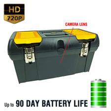 720P HD Tool Box Hidden Camera