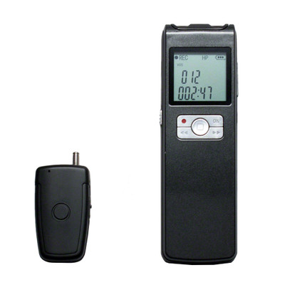 Voice Activated Mini Recorder with Wirelses Microphone