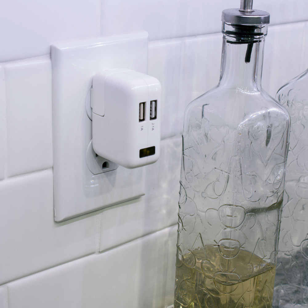 Outlet Hidden Camera