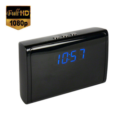 1080P HD Clock Camera