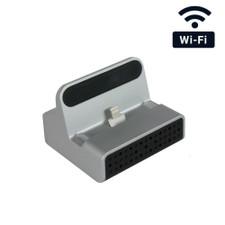 WiFi Charging Dock Hidden Camera