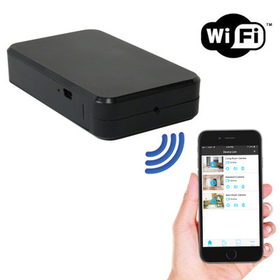 WiFi Black Box Hidden Camera