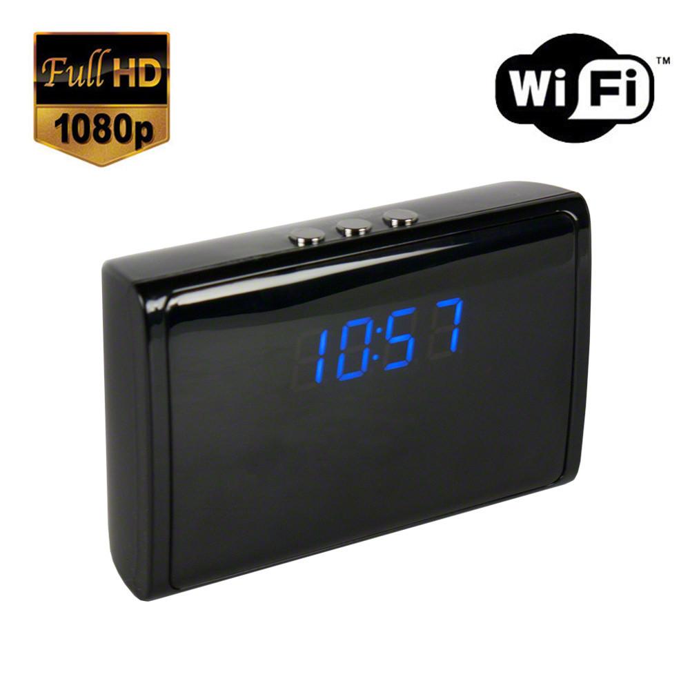 1080p hd wifi internet streaming clock hidden camera spygeargadgets loading zoom thecheapjerseys Images